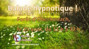 Balade hypnotique